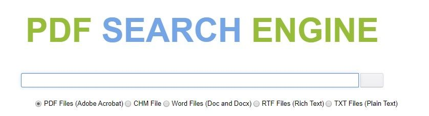 PDF Search Engine - Download Free eBooks