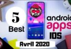 Top Five+ Best Android Apps free